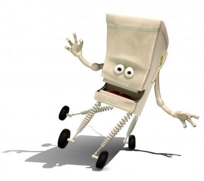 happy computer illustration