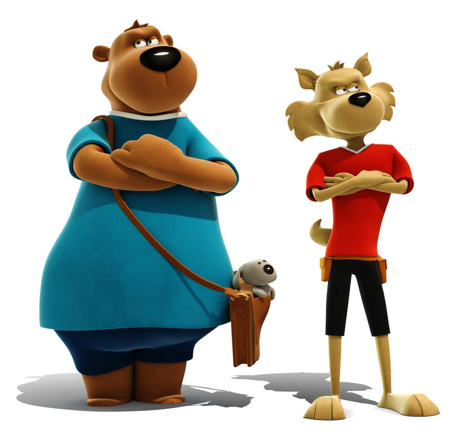 cartoon characters for kids TV Show