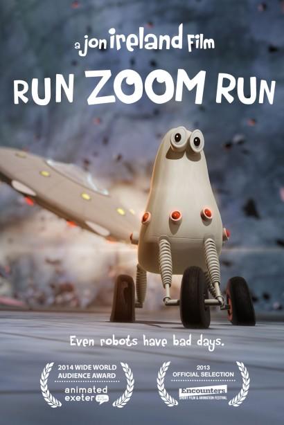 Run Zoom Run Children's Animation