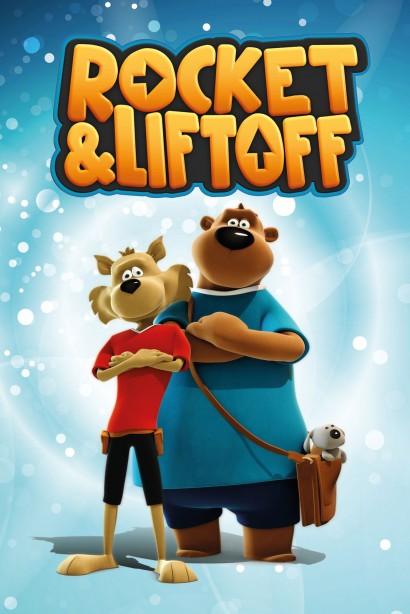 childrens tv animation poster